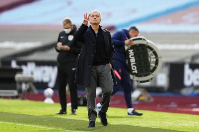 Botman Juve Inter Mourinho Tottenham