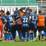 Inter verso il Genoa: tamponi negativi per la squadra