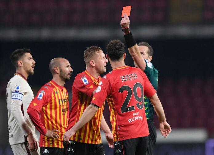 Benevento Roma Serie A