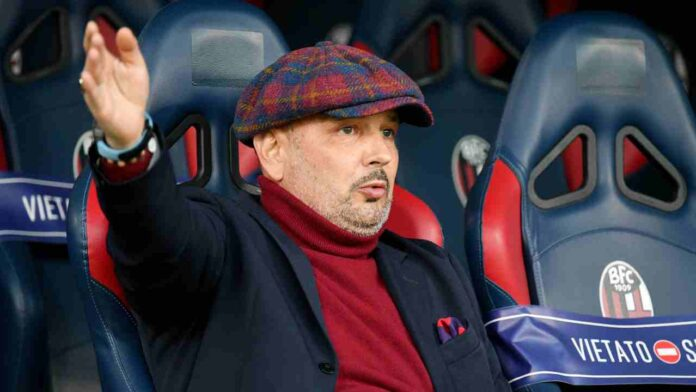 Bologna-Lazio Mihajlovic
