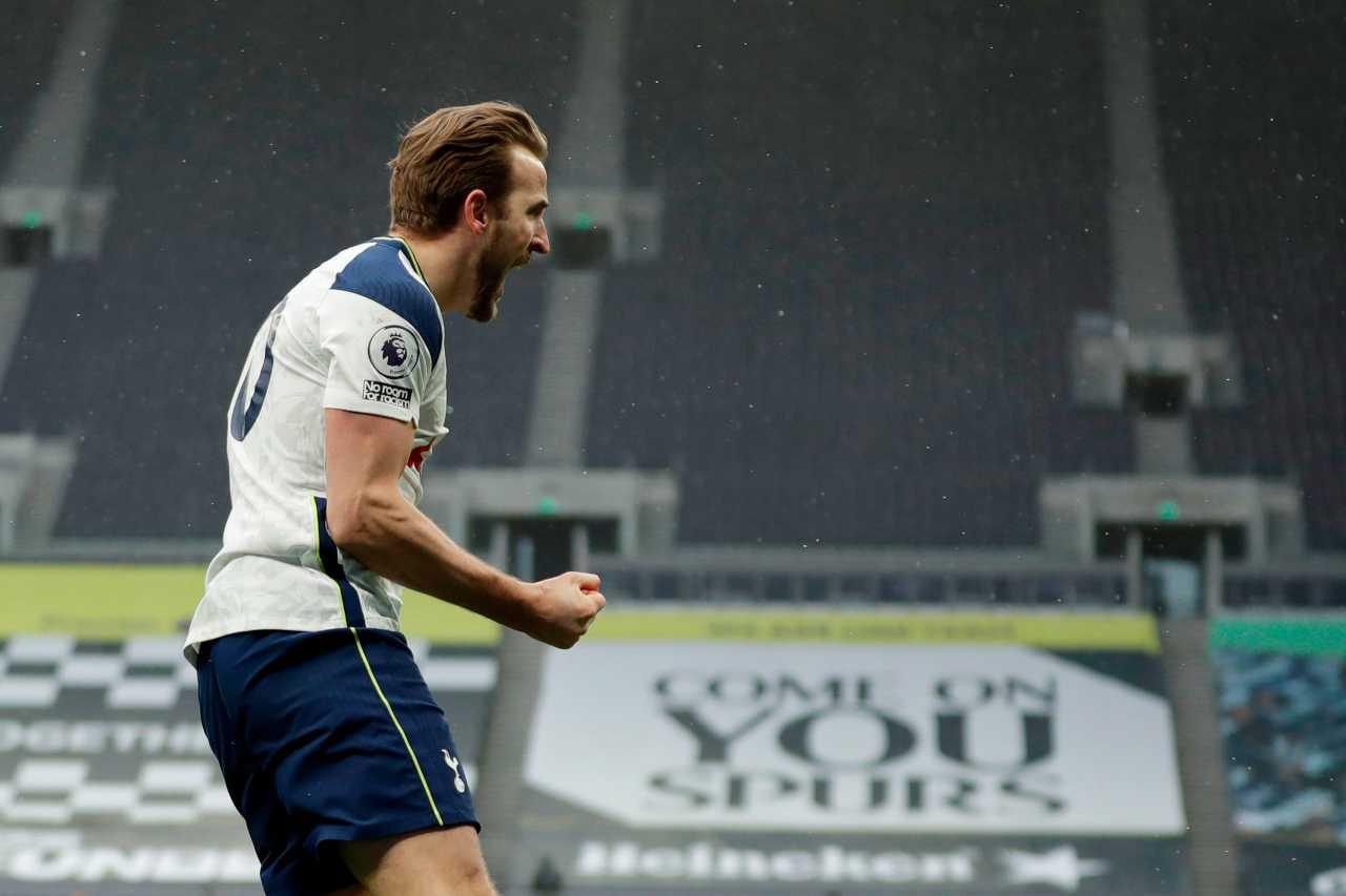 Calciomercato, Kane vuole lasciare il Tottenham | Occhio alla Juventus