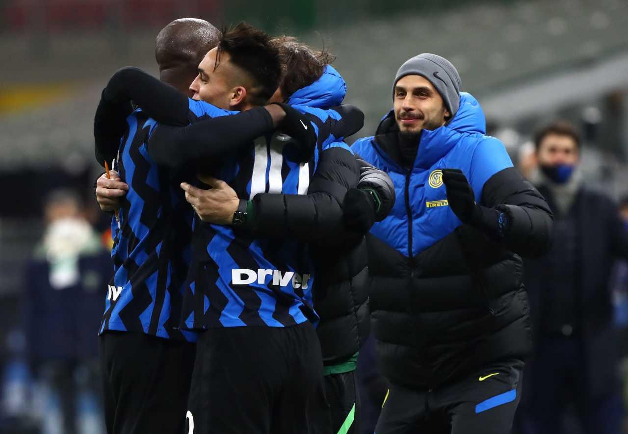 Calciomercato Inter, elogi per Lukaku e Lautaro | Serena 'boccia' Dzeko