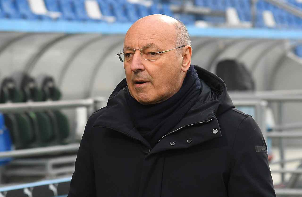 Calciomercato Inter, Marotta e la decisione per l'attacco