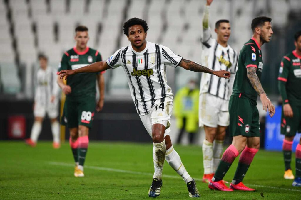 Juventus Mc Kennie
