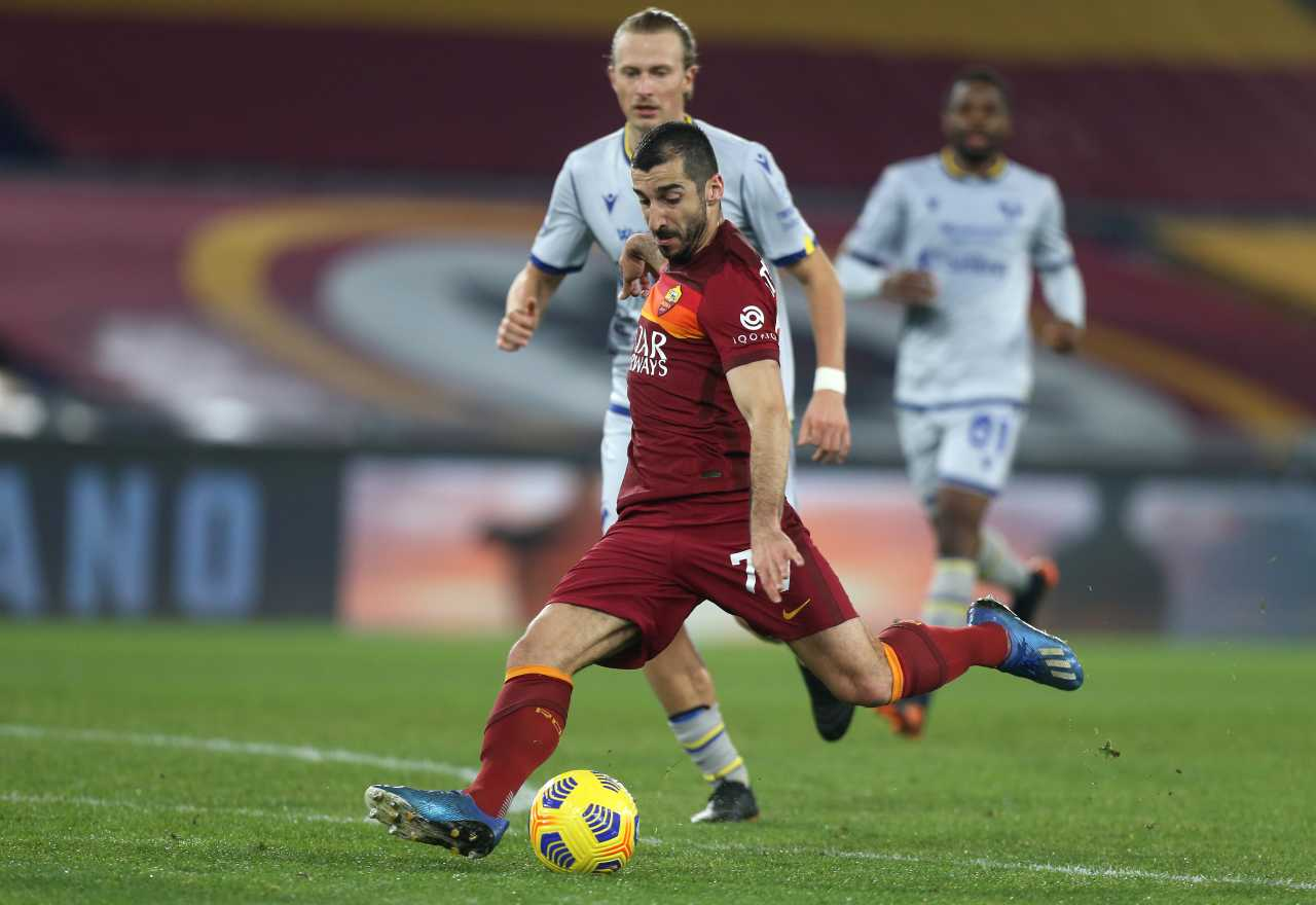 Calciomercato, la Roma blinda Mkhitaryan | Retroscena Raiola