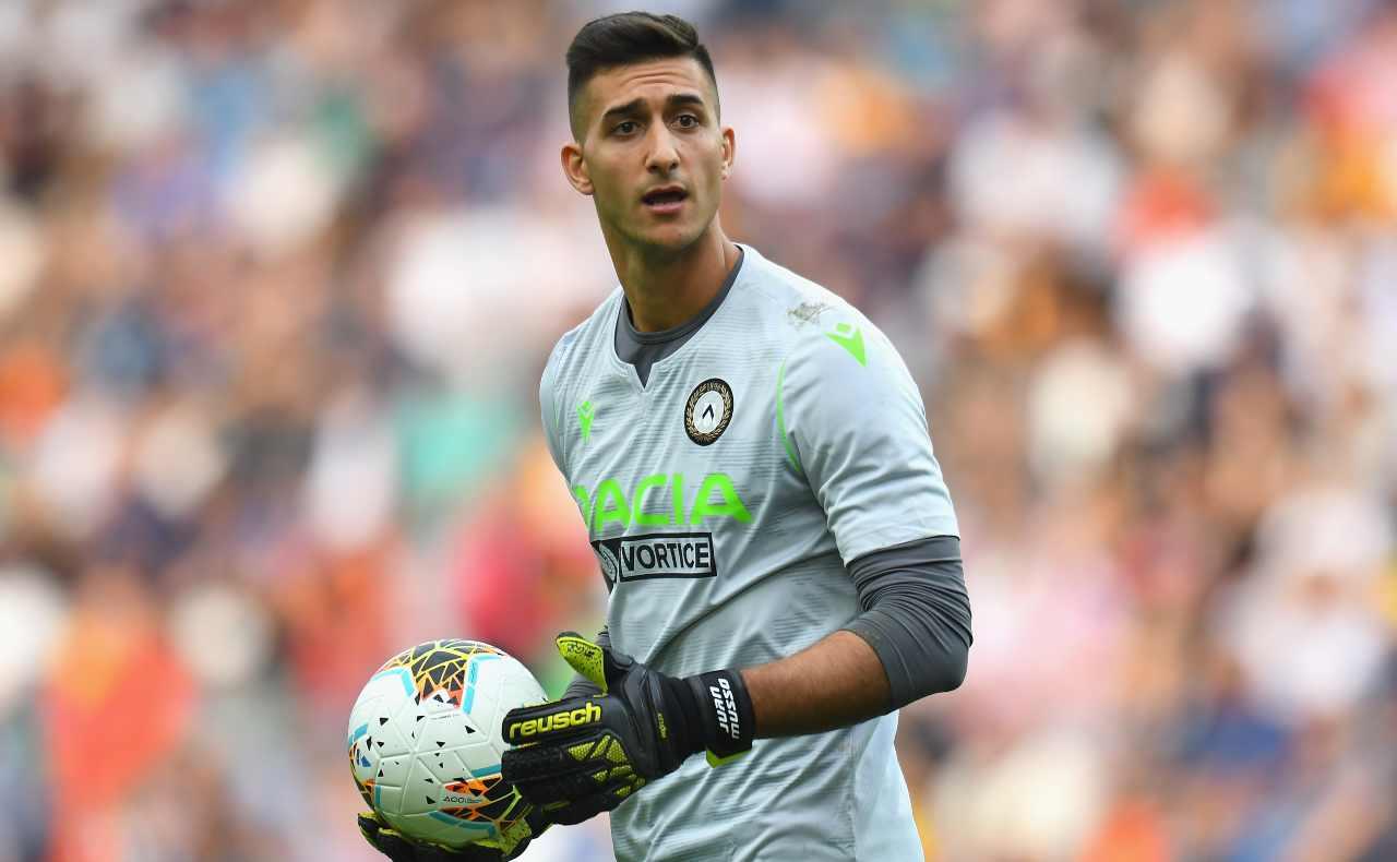 Calciomercato Roma, occhi su Musso: possibile scambio | C'è anche l'Inter