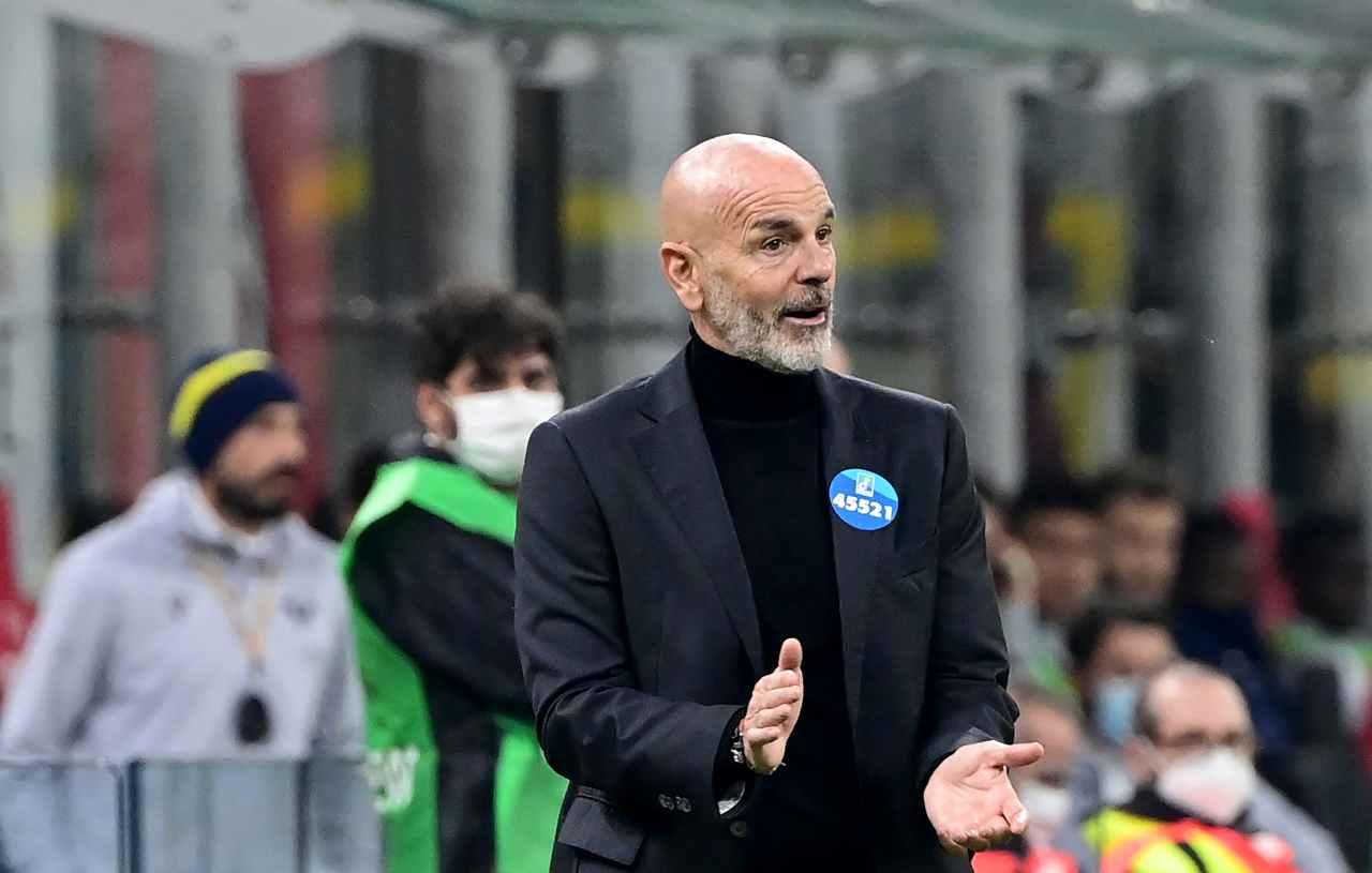 Milan-Inter, Pioli parla in conferenza stampa