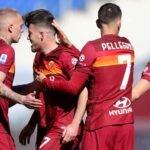 Serie A, Roma-Udinese 3-0   Veretout e Pedro fanno tris: friulani KO