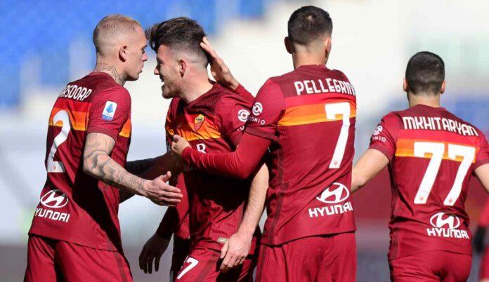 Serie A, Roma-Udinese 3-0 | Veretout e Pedro fanno tris: friulani KO