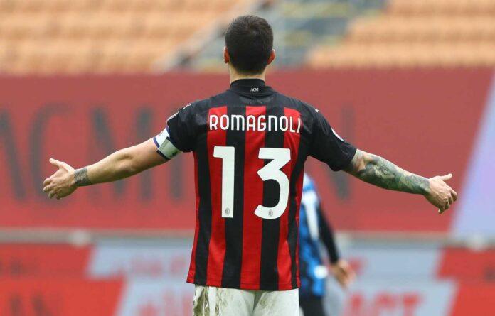 Milan, pesanti critiche a Romagnoli |