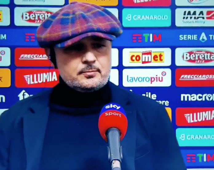 Mihajlovic post Bologna Benevento