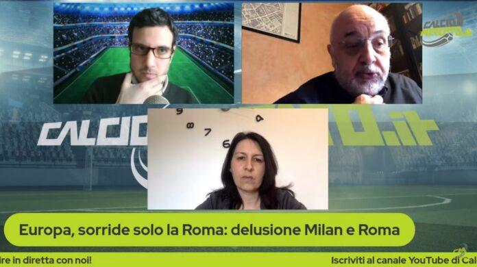 Serafini a CMIT TV sui problemi della Juventus