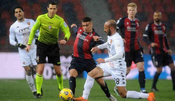 Bologna Benevento