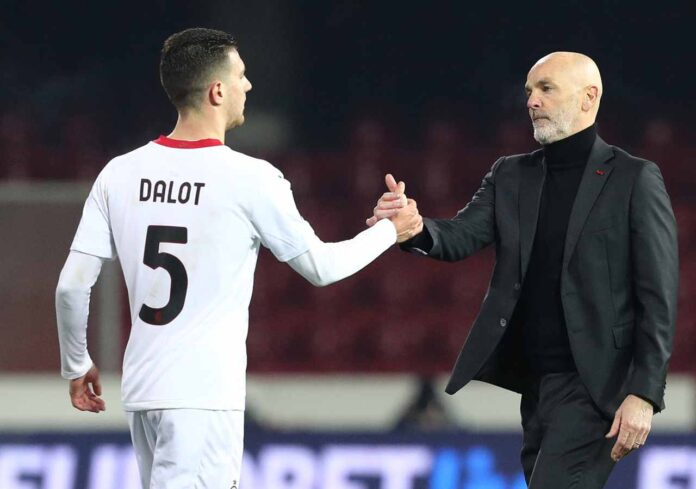 Calciomercato Milan, riscatto Dalot: nessuna proposta ufficiale allo United