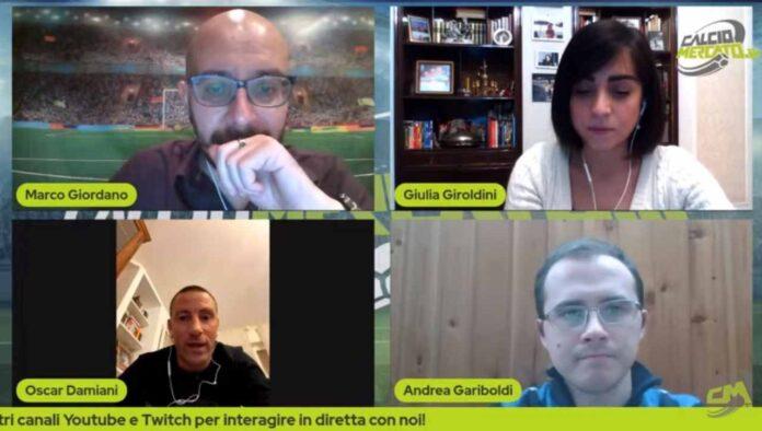 Oscar Damiani jr a CMIT TV