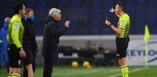 Atalanta-Real Madrid | Doppia squalifica e infortunio: Gasperini furioso