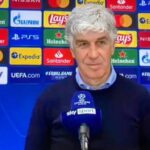"Atalanta-Real Madrid, Gasperini: ""Partita rovinata dall'arbitro"""