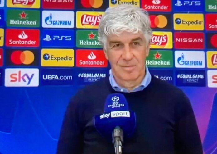 Atalanta-Real Madrid, Gasperini: