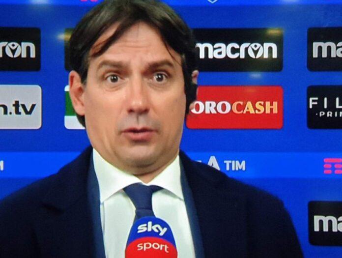 Lazio-Cagliari, Inzaghi: