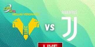 Diretta Verona Juventus