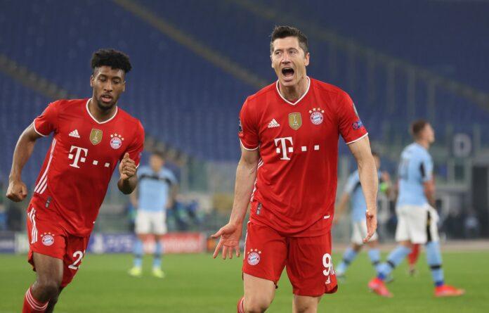 Lazio Bayern Monaco Lewandowski
