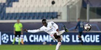 Champions League, Atalanta-Real Madrid 0-1: Mendy beffa Gasperini