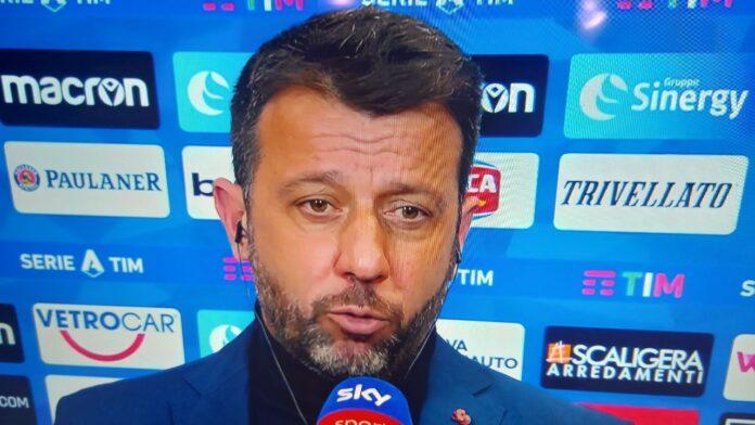 Parma-Genoa, D'Aversa su partita, classifica e salvezza