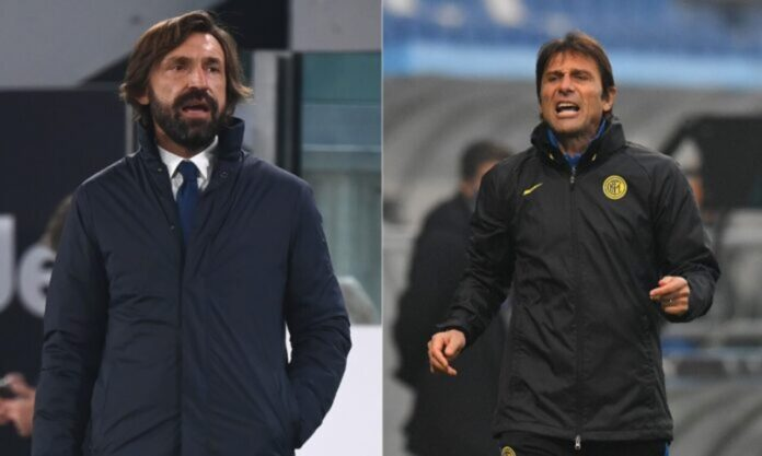 Juventus, attacco a Pirlo |