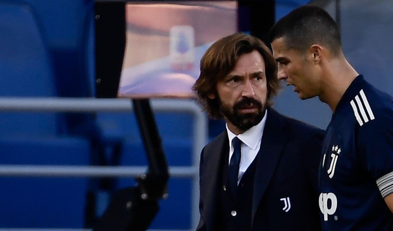 Calciomercato Juventus, rottura totale   Pirlo ci prova