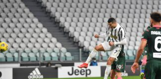 Juventus-Crotone 3-0: i bianconeri tornano alla vittoria, Ronaldo decisivo