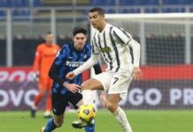 Ronaldo e Bastoni