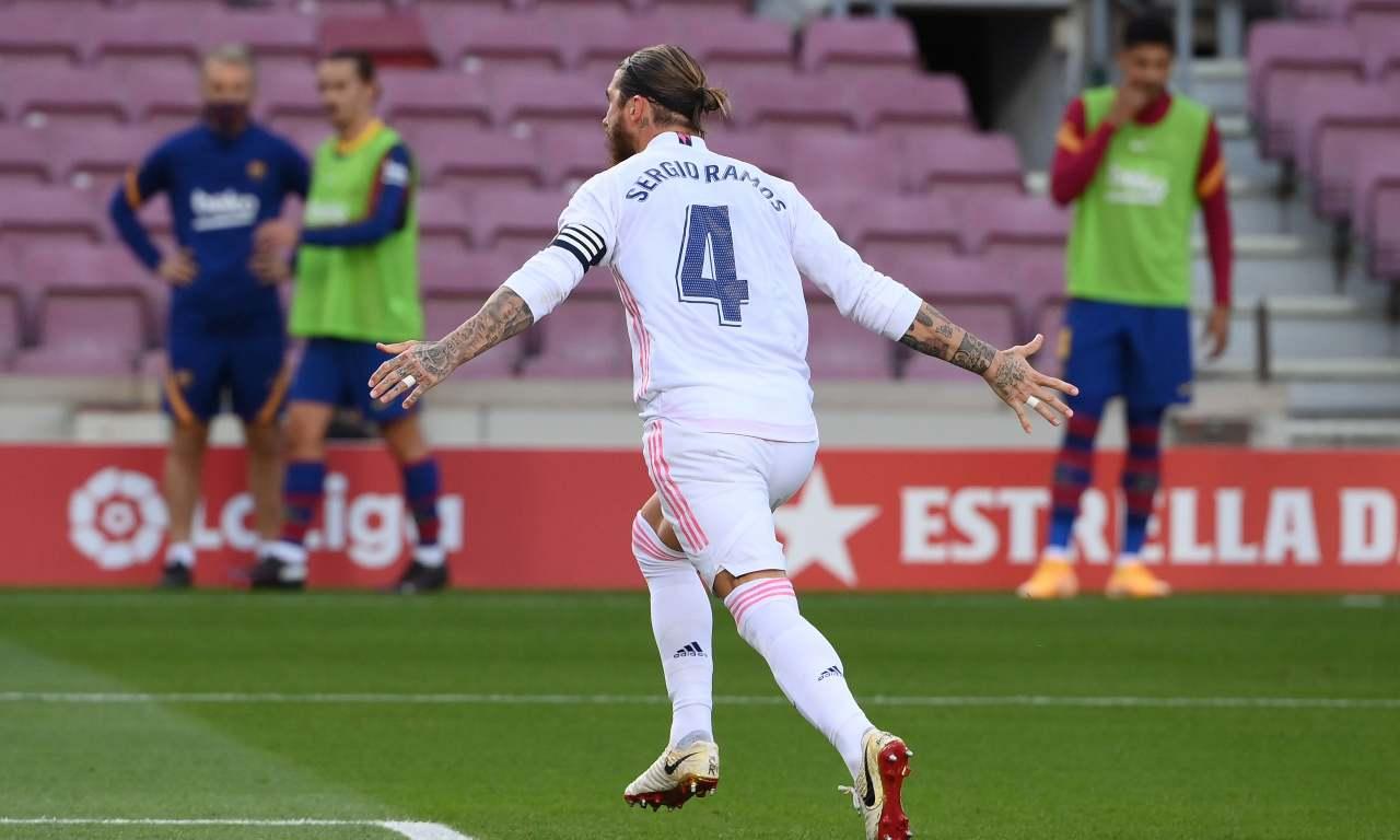 Calciomercato Juventus, futuro Sergio Ramos | Incontro col Real Madrid