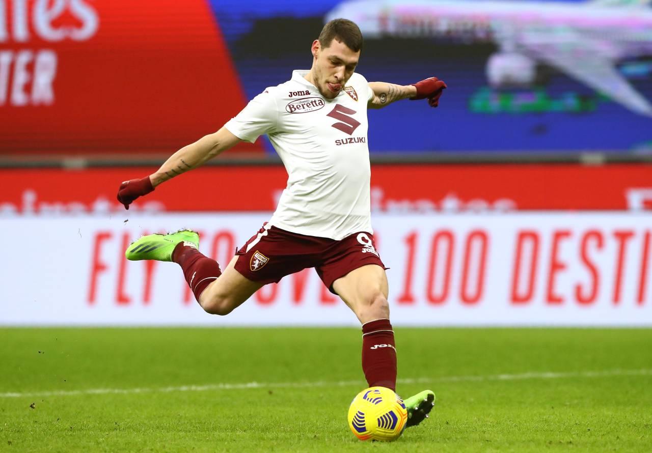 Calciomercato Milan, Belotti per il dopo Ibrahimovic