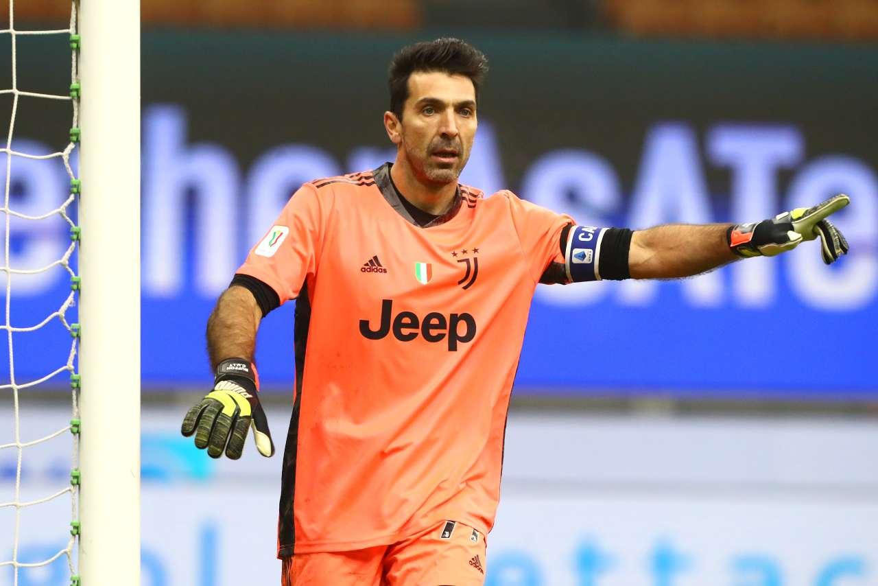 Calciomercato Juventus, Buffon verso l'addio | Scelta e scenari per il futuro