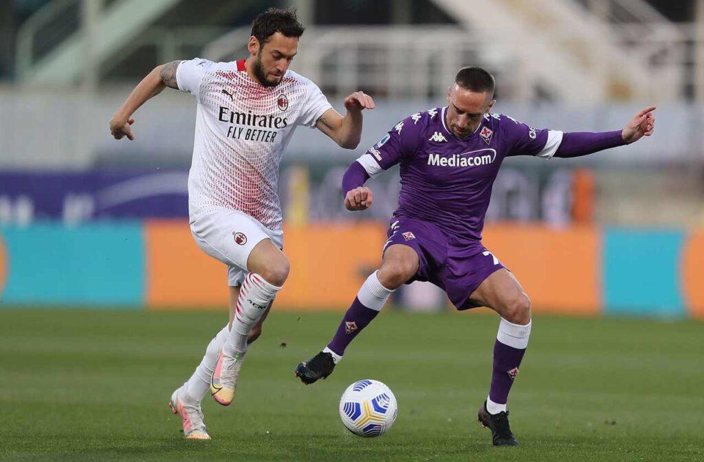 Fiorentina-Milan diretta
