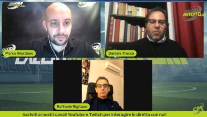 CMIT TV | Juventus e Napoli, Rigitano su Allegri, Sarri e Gattuso