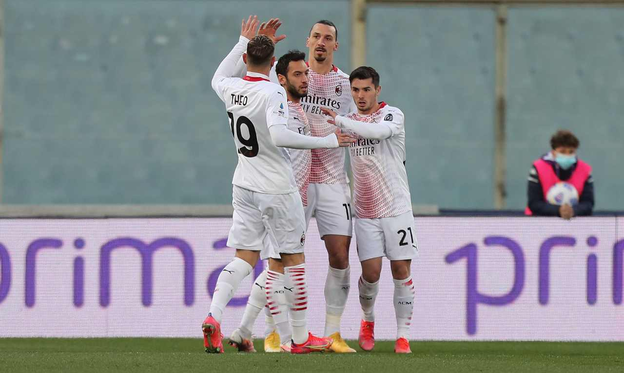 Serie A, Fiorentina-Milan 2-3 | Diavolo infinito: Calhanoglu torna e vince
