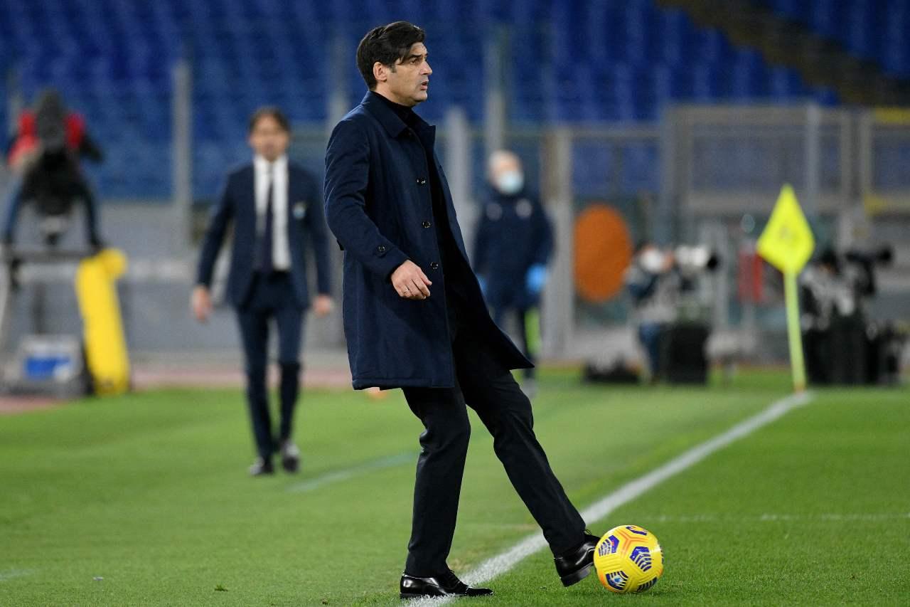 Calciomercato Roma, numeri pessimi per Fonseca | Futuro in discussione