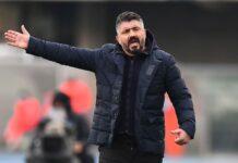 Calciomercato Napoli, rivoluzione: Gattuso in bilico | Caso in allenamento