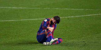 Barcellona, infortunio per Piqué | A rischio per il PSG