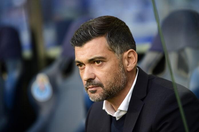Juventus-Porto, Conceicao in conferenza