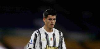 Calciomercato Juventus, Morata