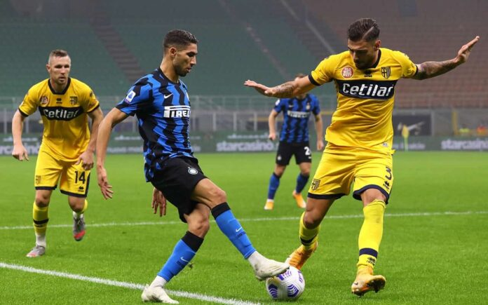 Diretta Parma Inter