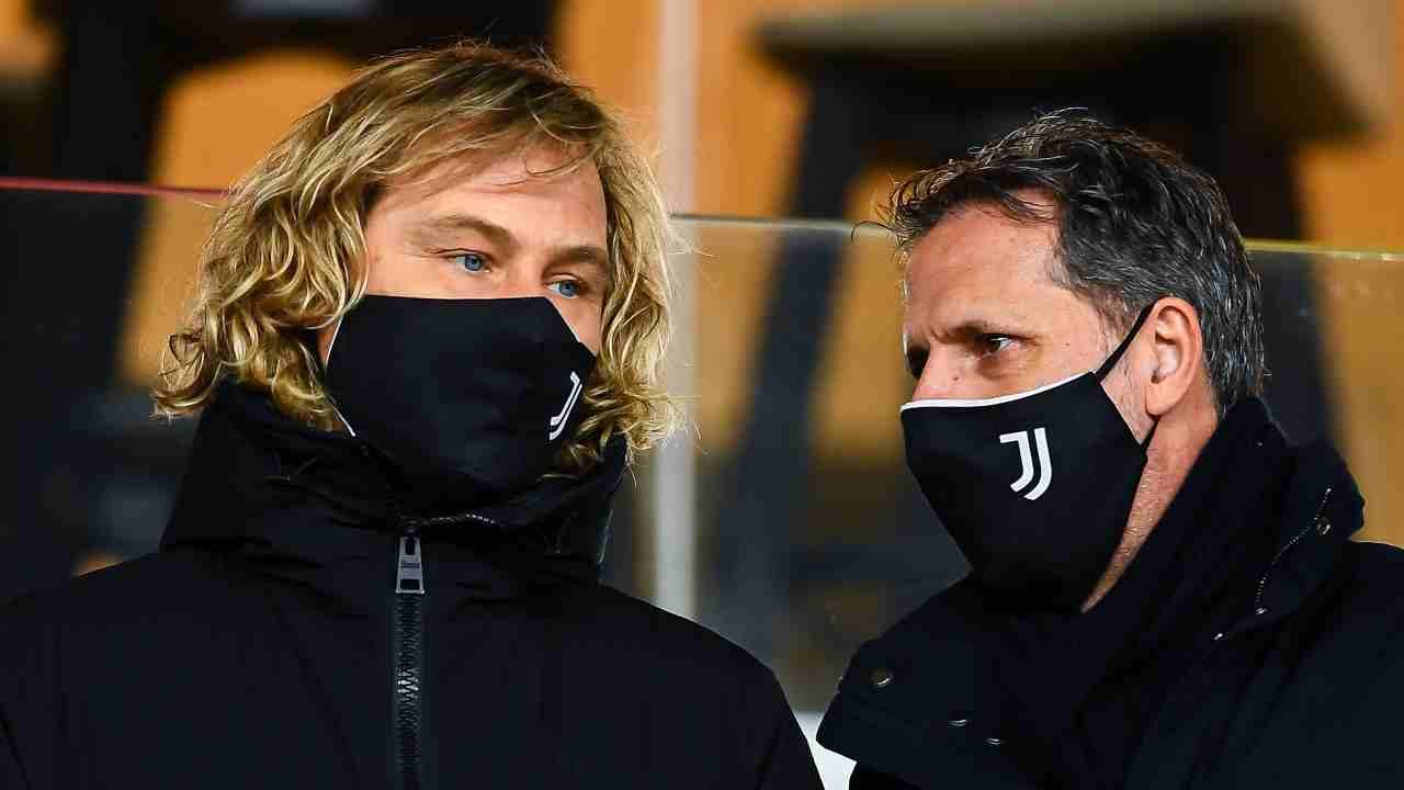 Calciomercato Juventus Agnelli Paratici Nedved Pirlo