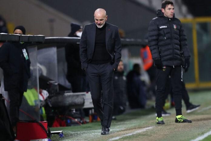 Milan infortuni Calabria Romagnoli