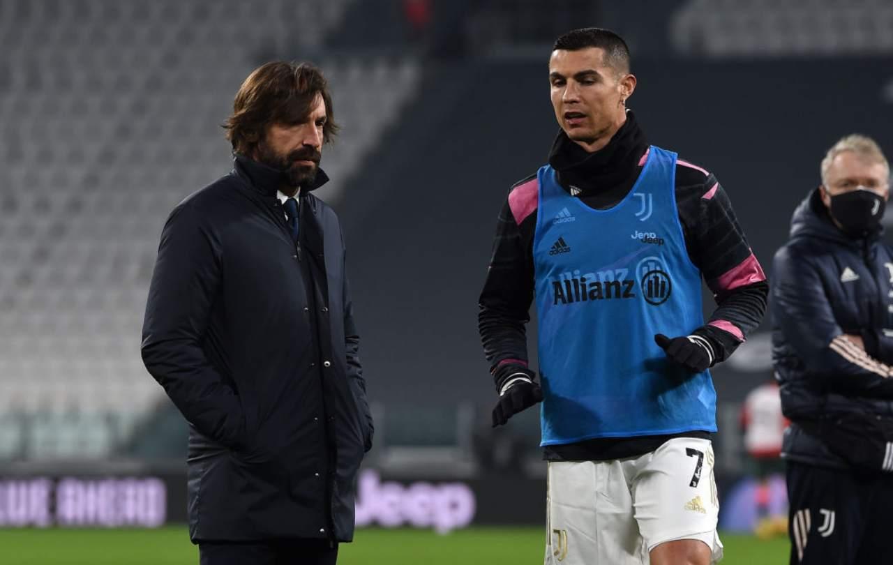Calciomercato Juventus, Solskjaer 'chiama' Ronaldo