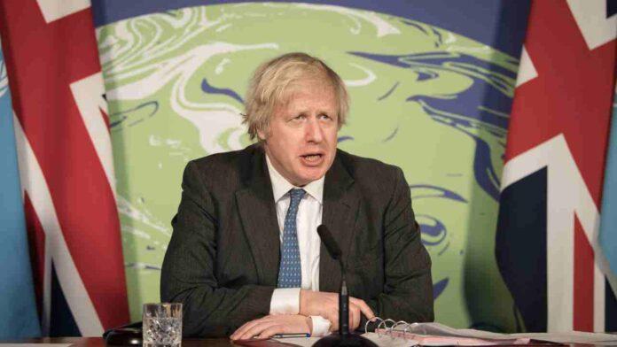Euro 2021 Inghilterra Boris Johnson