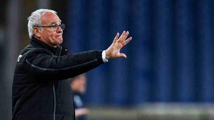 Bologna-Sampdoria Ranieri