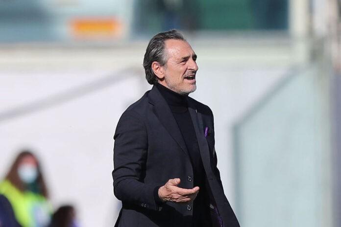 Cesare Prandelli post Benevento Fiorentina