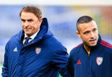 Serie A, Sampdoria-Cagliari 2-2: Nainggolan all'ultimo secondo!